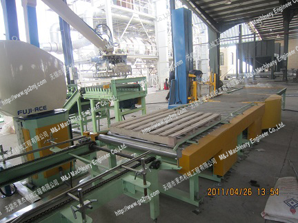 Automatic Packing Line