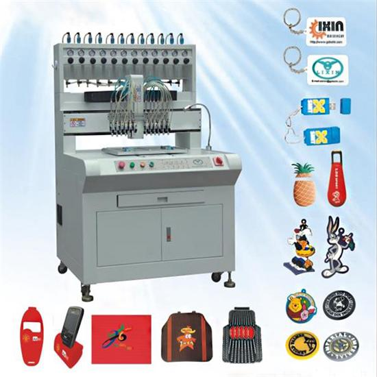 Automatic Pvc Color Dropping Machine Lx 800