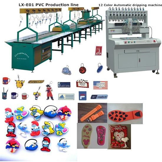 Automatic Pvc Rubber Patching Machine
