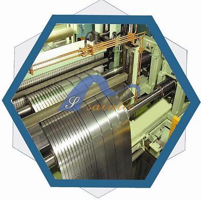 Automatic Sheet Metal Slitting Line
