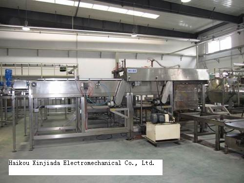 Automatic Sterilization Cage Loader Machinery For Filled Canned Food And Beverage