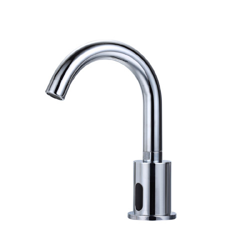 Automatic Swivel Goose Neck Faucet 8114