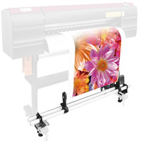Automatic Take Up System K3 For Printer With Damper Control Mutoh Mimaki Roland