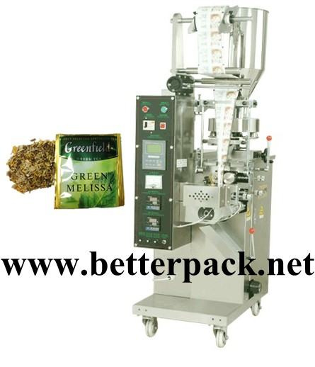 Automatic Tea Sachet Packing Machine Plastic Bag Packaging Machines