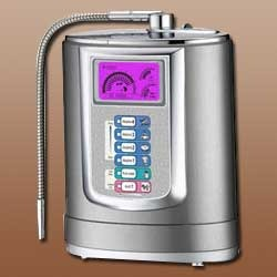 Automatic Water Flow Analyzing Water Ionizer