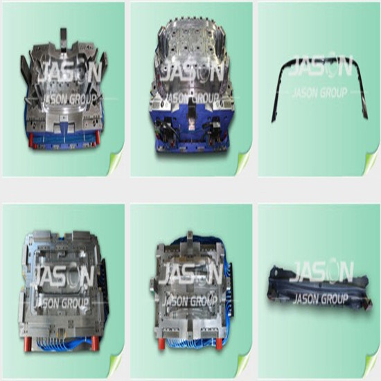 Automobile Bicolor Injection Mould Auto Part Supplier