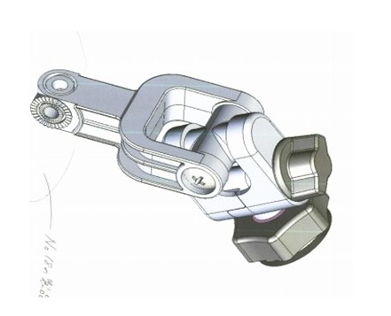 Automotive Moldes Parts Platic Injection Molding