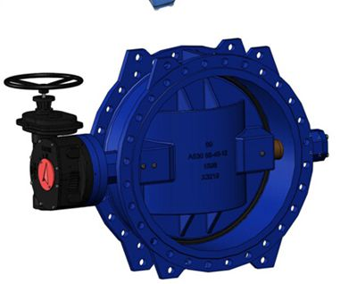 Awwa C504 Butterfly Valves