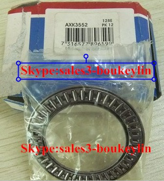 Axk3552 Axial Needle Roller And Cage Assembly