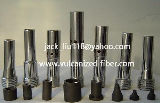 B4c Boron Carbide Nozzle