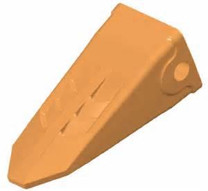 Backhoe Bucket Tooth For Caterpillar Excavators