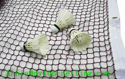 Badminton Net Knotted Or Knotless