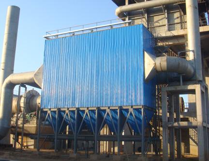 Bag Filter Zheng Zhou Mining Machinery
