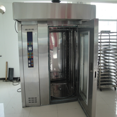 Bakery Machine Electric Rotary Rack Oven