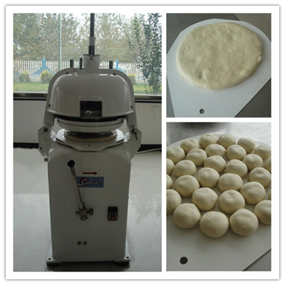 Bakery Machines Dough Divider Rounder