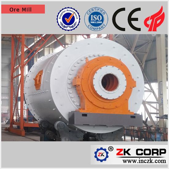 Ball Mill For Varity Ore
