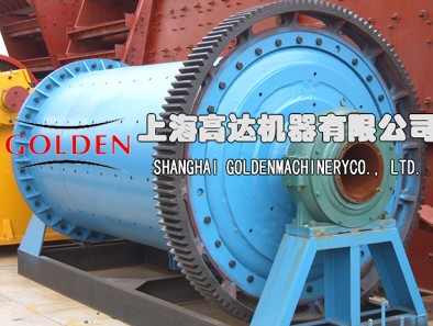 Ball Mill Model Parts