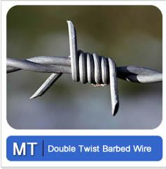 Barbed Wire Metal Tec