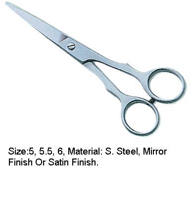 Barber Scissors Sizes 5 6
