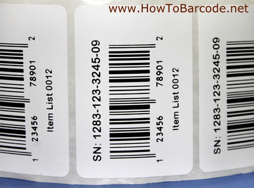 Barcode Generator Software