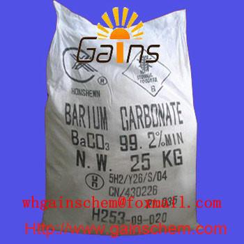 Barium Carbonate White Powder