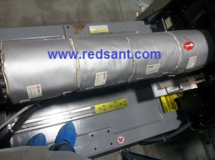 Barrel Insulation Blankets For Injection Molding Machine