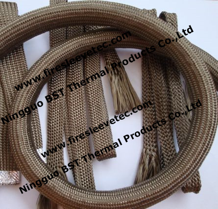Basalt Exhaust Insulating Sleeve