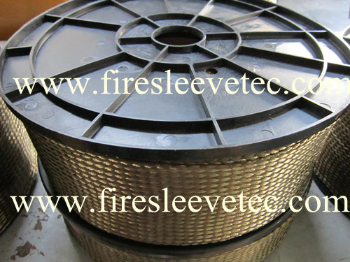 Basalt Fiber Exhaust Insulation Sleeving
