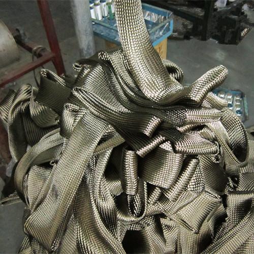 Basalt Fibre Braided Sleeving