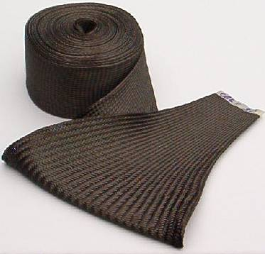 Basalt Insulation Sleeving