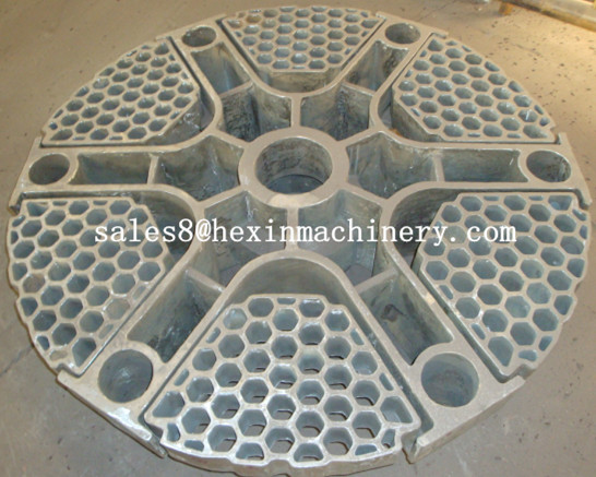 Base Tray By Sand Casting Heat Resistant High Alloy