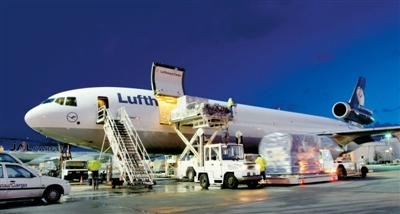 Battery Cargo Delivery By International Air Freight