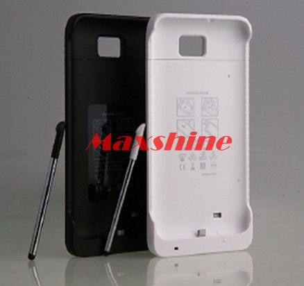 Battery Case For Samsung Galaxy Note I9220 Maxshine Technology Co Ltd