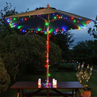 Battery String Lights Chirstmas Decorative