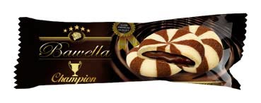Bawella Cookies With Cocoa Cream Filling 121 Gr