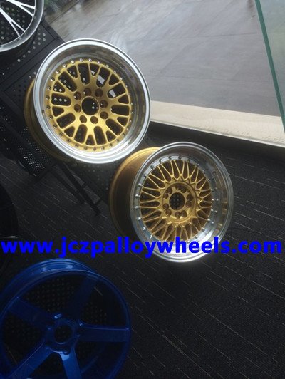 Bbs Car Alloy Rims 15x9 0