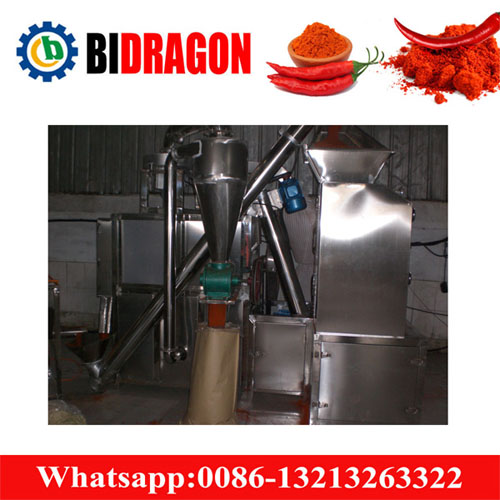 Bch 100 Series Chili Powder Grinding Machine
