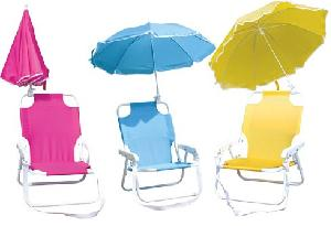 Beach Umbrella With Chair Promotional Manufacturer