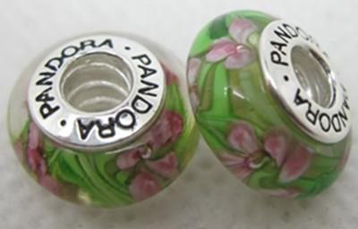 Beads Glass Pandora Jewelry