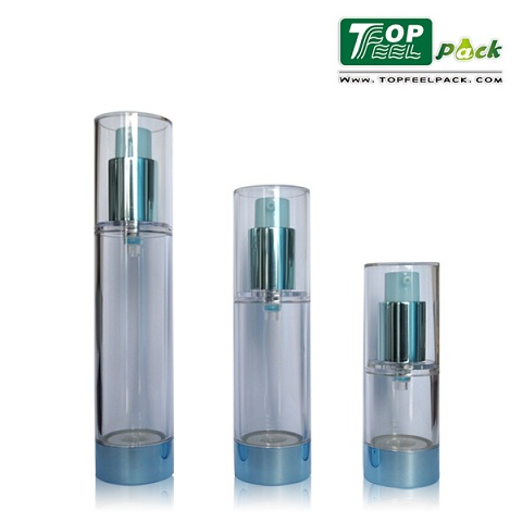 Beautiful Cylindrical As Cosmetic Airless Bottle Pa11