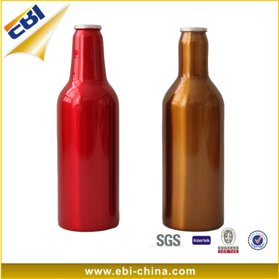 Beer Aluminum Bottle