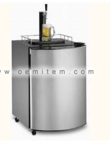 Beer Keg Fridge With 128 Liters