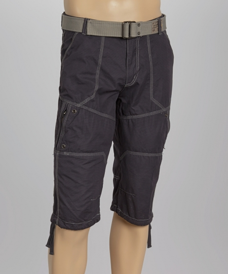 Belted Cargo For Men In Shorts