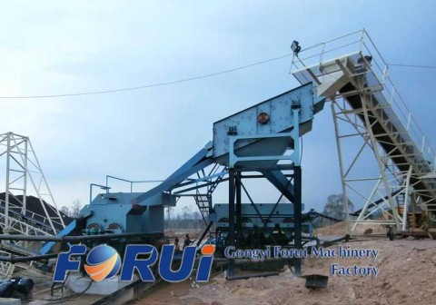 Beneficiation Equipment For Manganese Oxide Ore