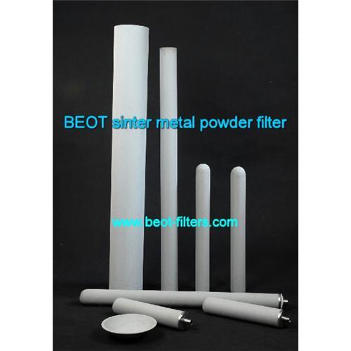 Beot Sintered Filter Tube