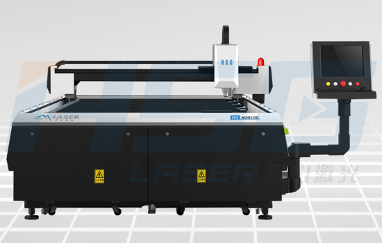 Best 500w Metal Steel Laser Cutting Machine In China Hs M3015c