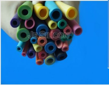 Best Quality Fda Silicone Rubber Foam Tube Manufacturer