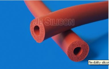 Best Quality Fda Silicone Rubber Foam Tube Sealing Ring Price Supplier