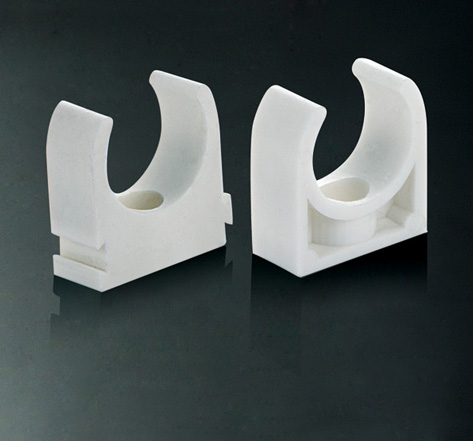 Best Quality Plastic Ppr Clamp Clip With White Green Gray Colors