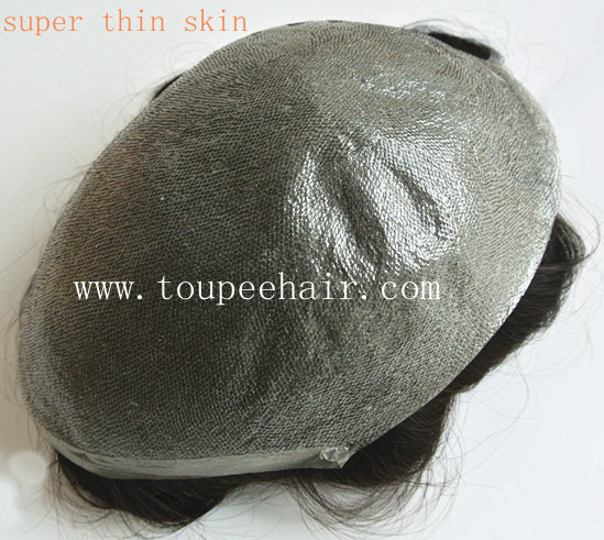 Best Quality Super Thin Skin Toupee